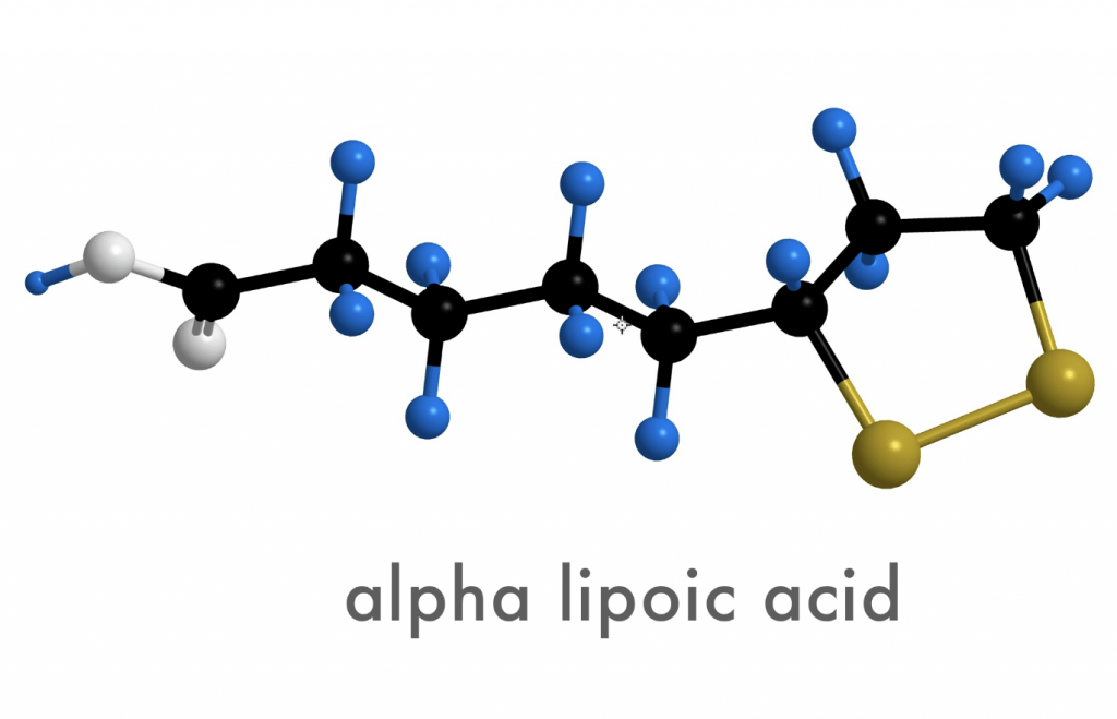 Alpha-lipoic Acid Powder Guidance